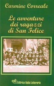 """Copertina de """"Le avventure dei ragazzi di San Felice"""""""