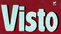 """Logo del settimanale """"Visto"""""""