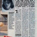 """Articolo pubblicato su """"Visto"""", pagina 19"""