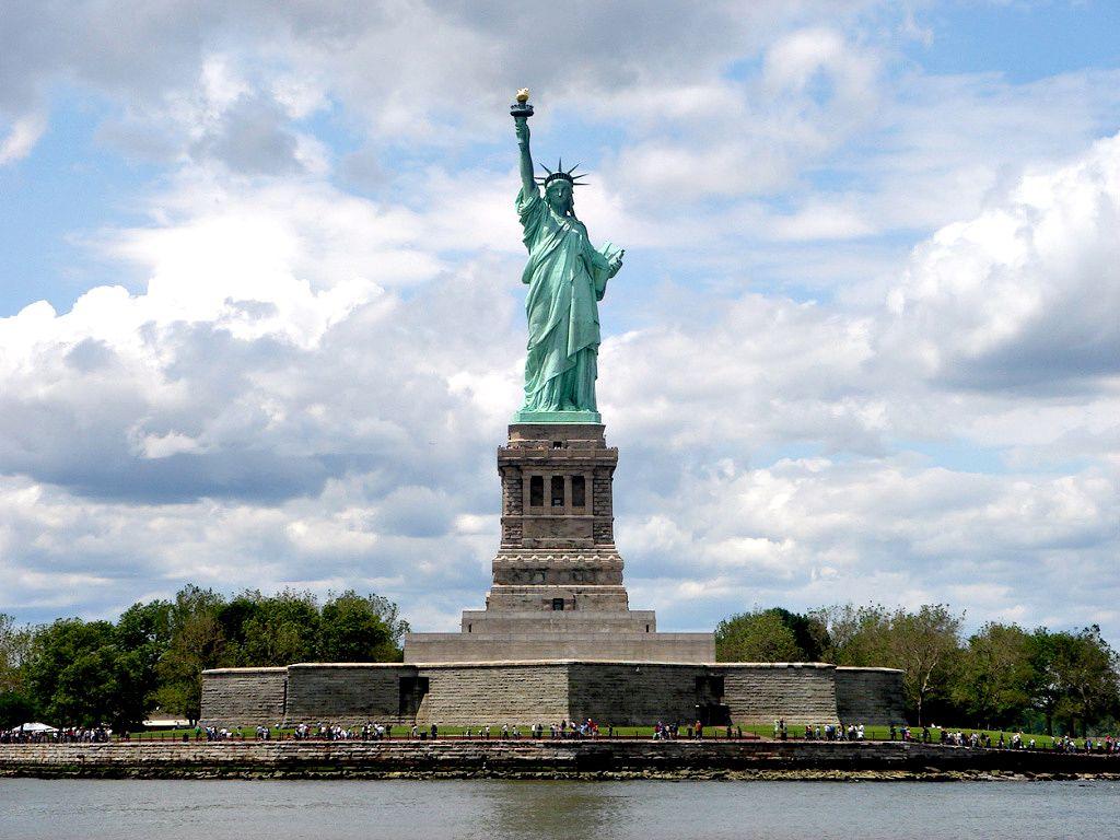 Liberty Island - Statua della Libertà