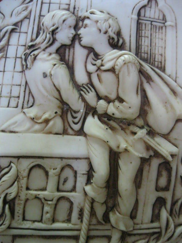 """La storia di Giulietta e Romeo e poesia """"AMORE"""""""